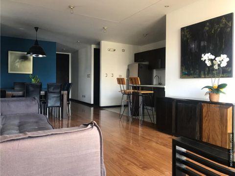 apartamento amueblado 1 habitacion con balcon