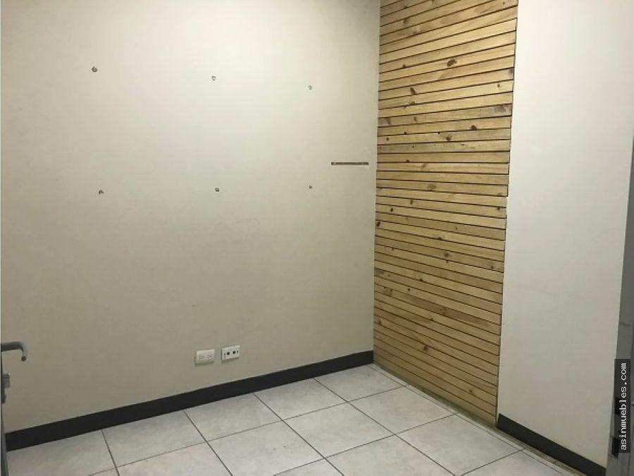 oficina en zona pradera 81mts
