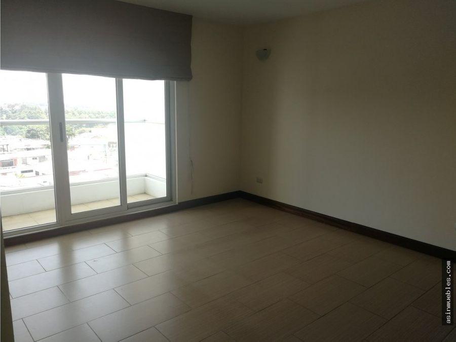 apartamento condado la villa 3 habitaciones