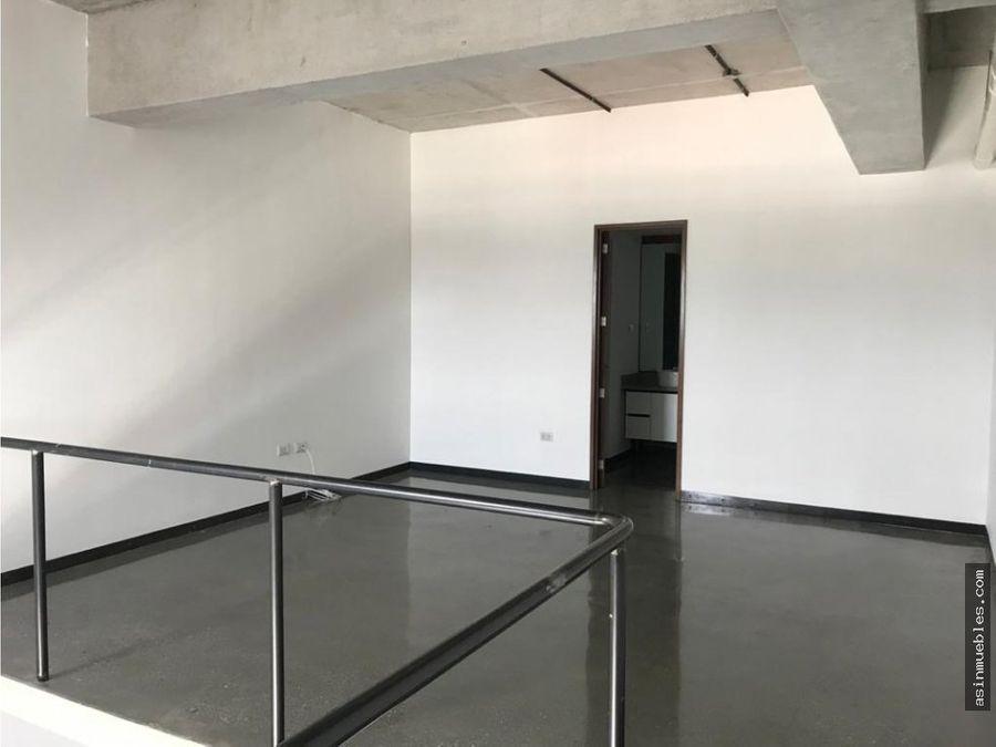 apartamento loft doble altura