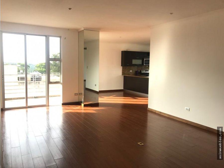 apartamento 2 habitaciones zona 15