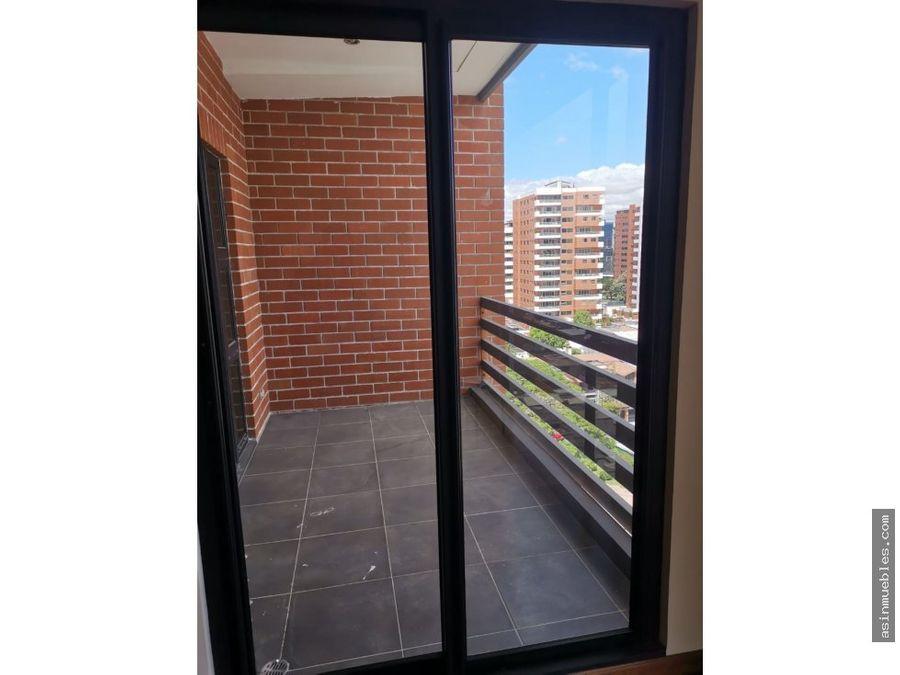 apartamento 2 habitaciones con balcon