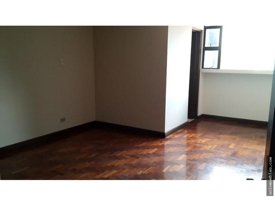 apartamento 1 habitacion con balcon