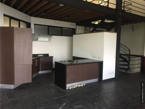 apartamento loft 2 habitaciones