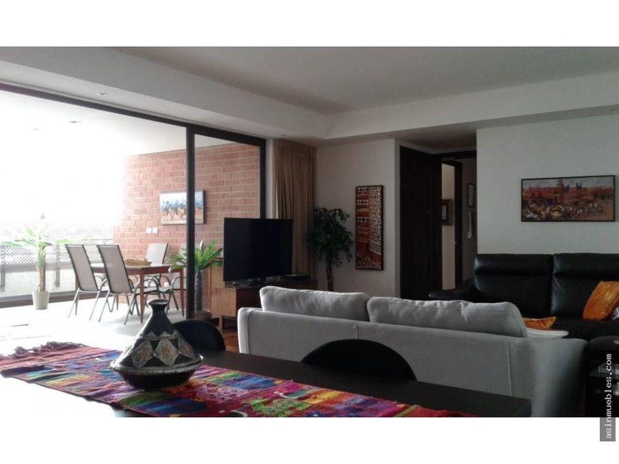 apartamento avita 3 habitaciones zona 14