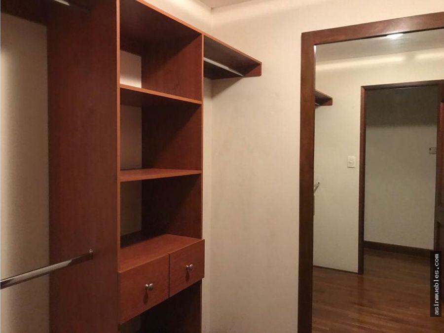 apartamento de 2 habitaciones zona 14