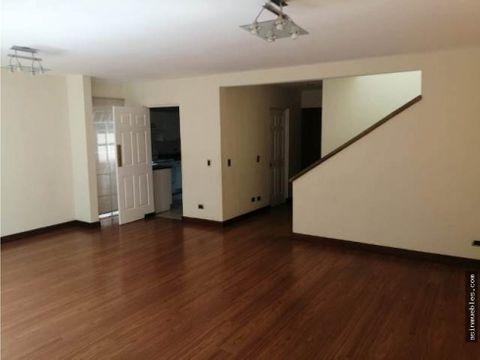 casa en condomino 3 habitaciones