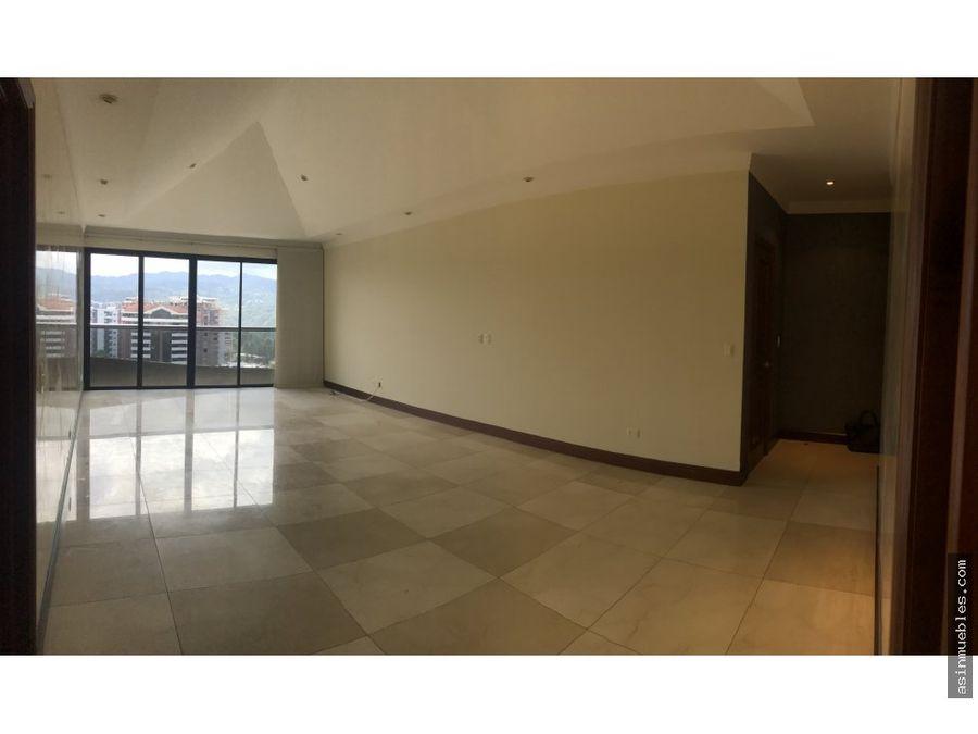 apartamento penthouse 3 habitaciones