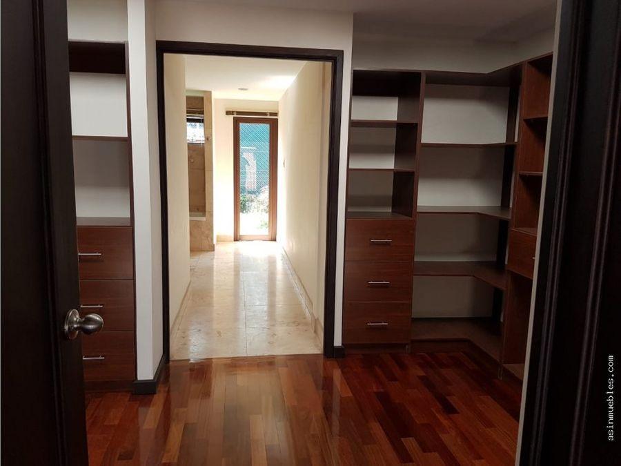 casa 4 habitaciones en cayala