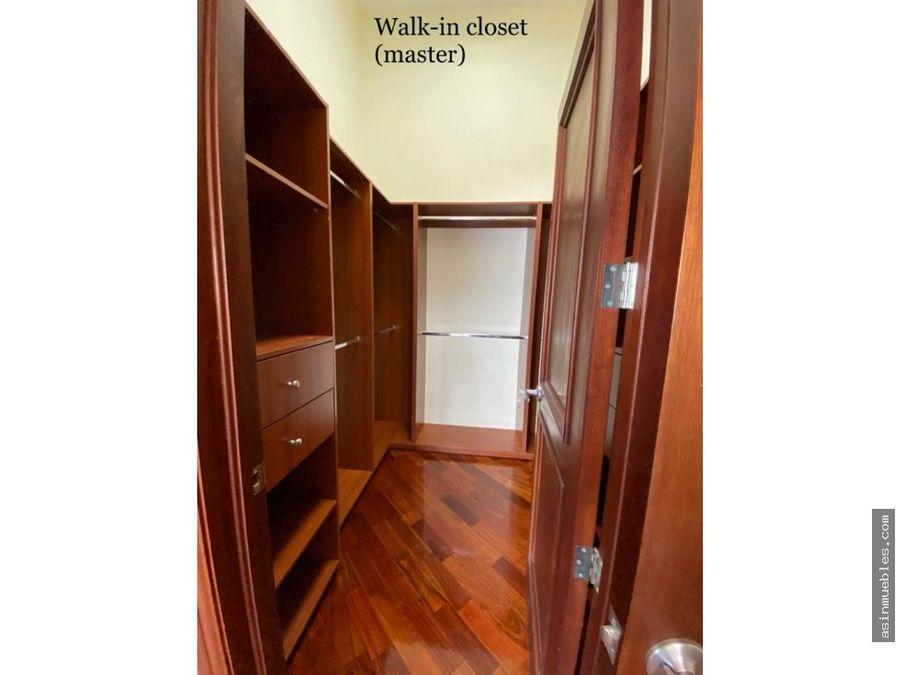 apartamento penthouse 3 habitaciones zona 14