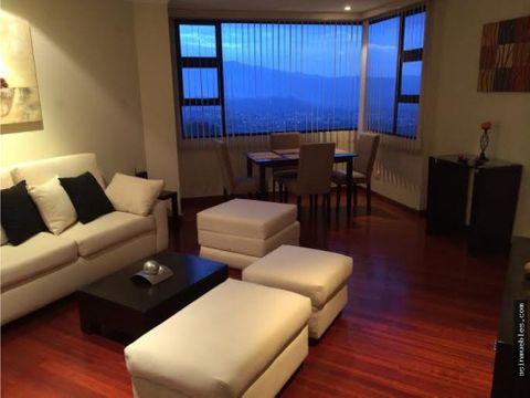 venta apartamento amueblado 1 habitacion