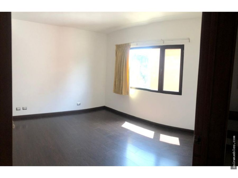 apartamento de dos habitaciones