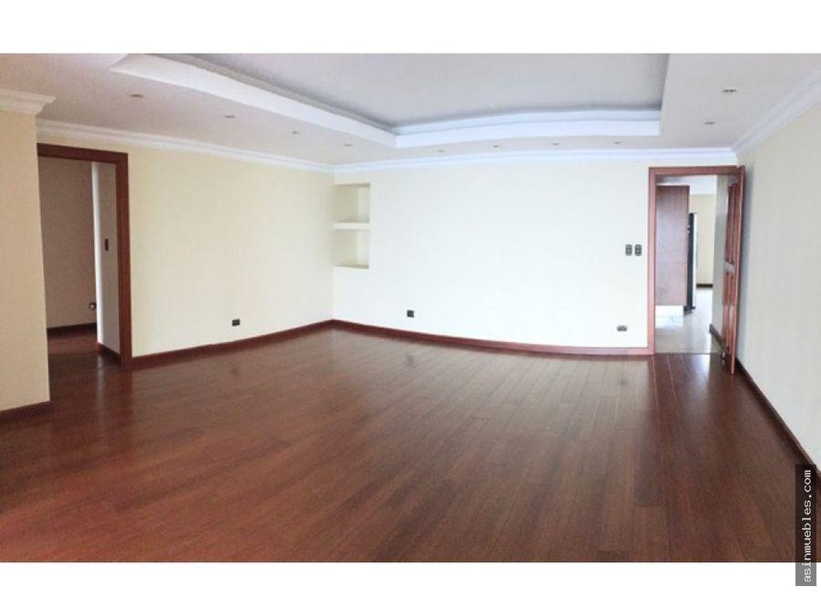 apartamento nivel alto 3 habitaciones