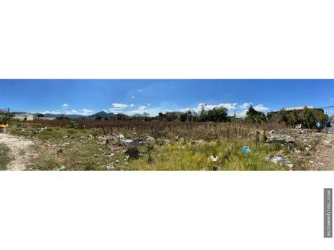 venta terreno en san miguel petapa