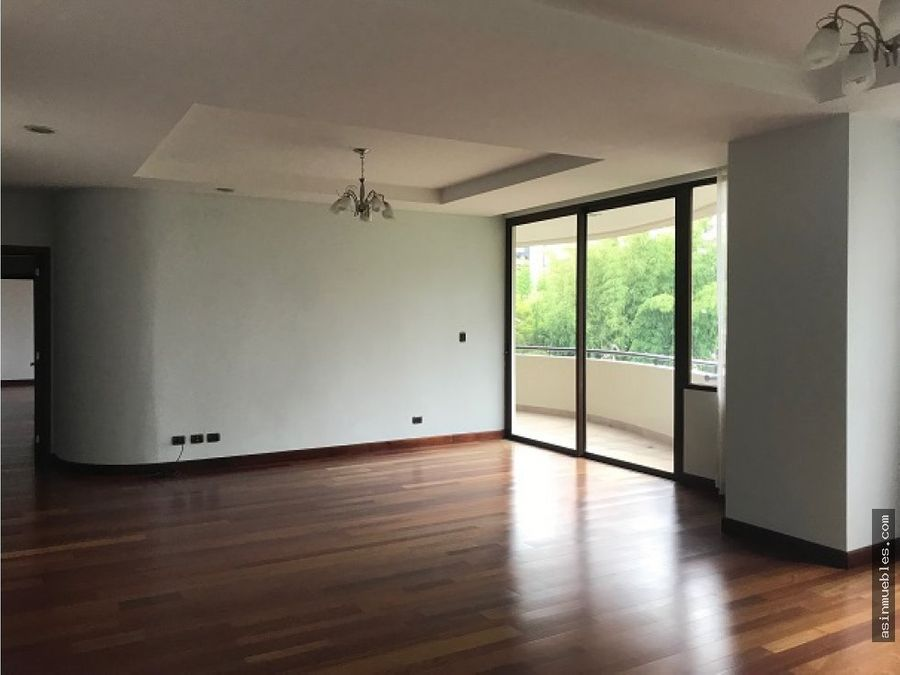 apartamento 3 habitaciones zona 14