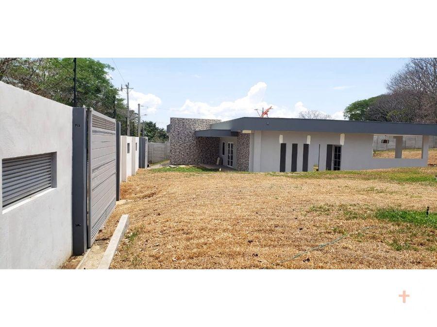 casa venta la garita alajuela 1437m2 terreno km48