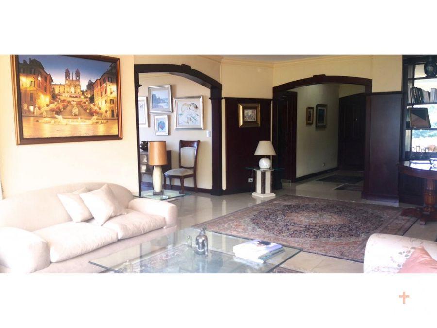 penthouse amueblado alquiler san rafael escazu rc84