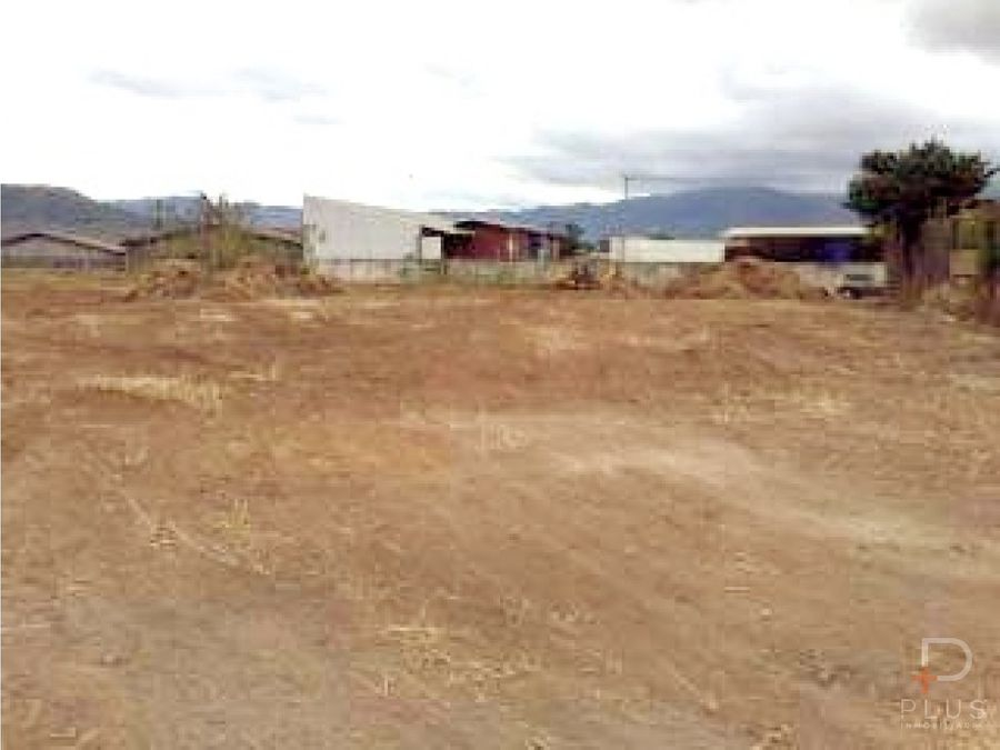terreno venta zona industrial curridabat jr29