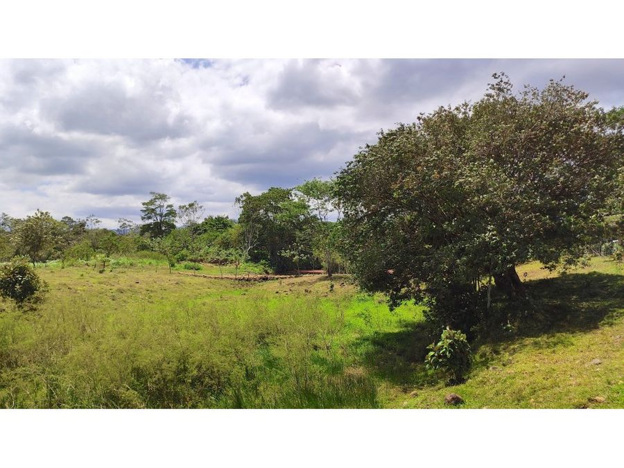 terreno 1190m2 venta valle azul san ramon km38