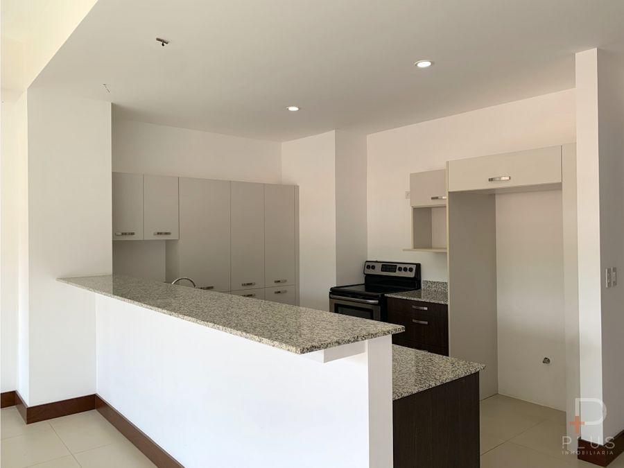 apartamento alquiler 2 habitaciones distrito cuatro escazu cod cr01