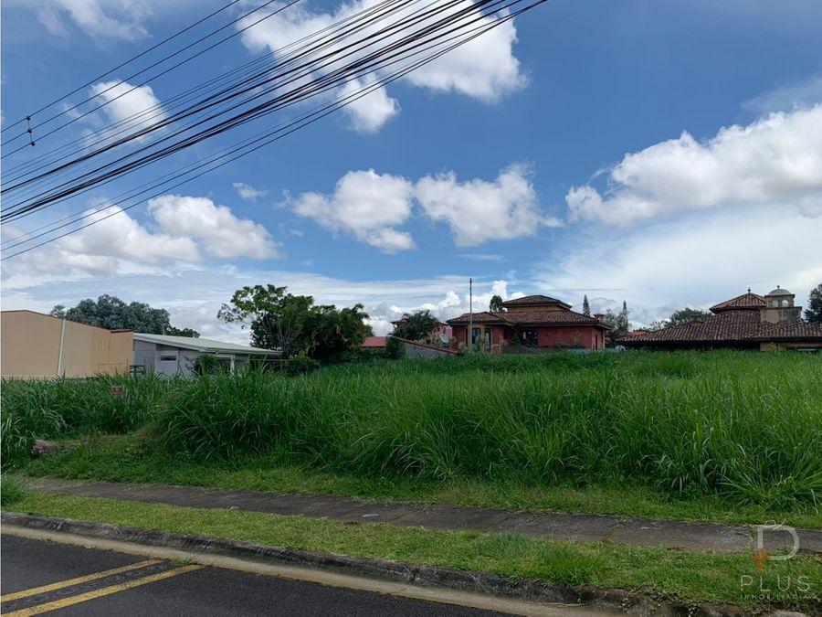 terreno residencial plano venta altamonte curridabat cod ob81