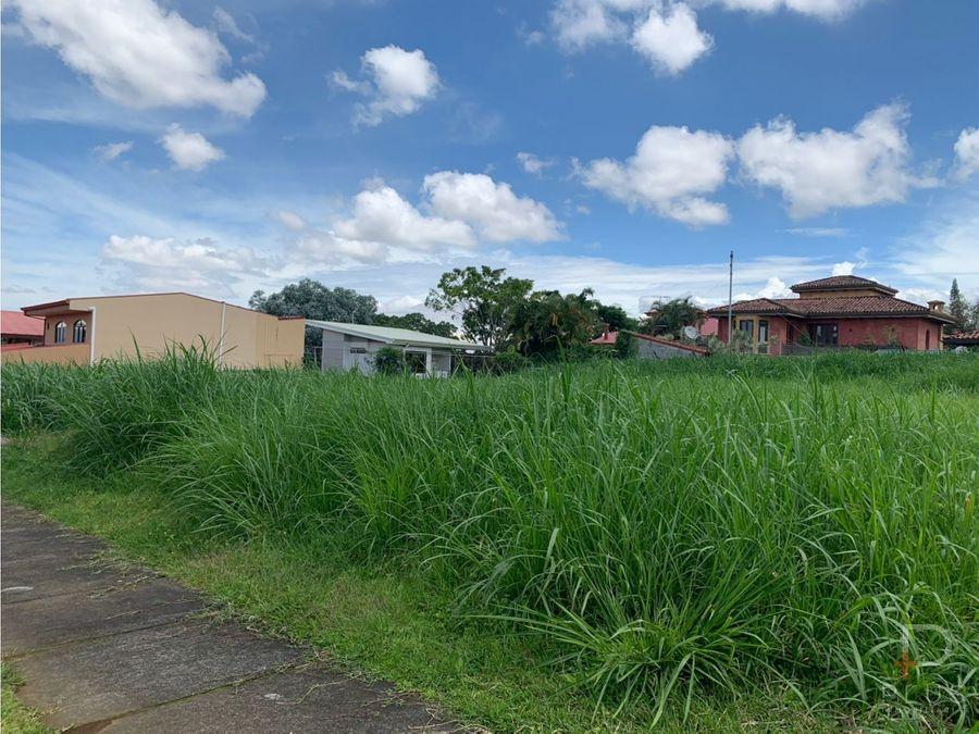 terreno plano venta residencial altamonte curridabat cod ob81