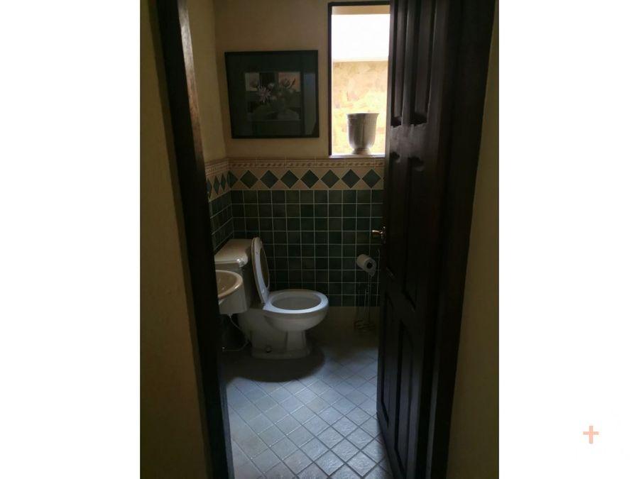 casa amueblada 5 habitaciones venta cariari cod sb01