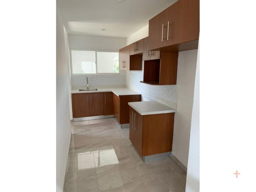 apartamento remodelado alquiler pozos santa ana cod jv279