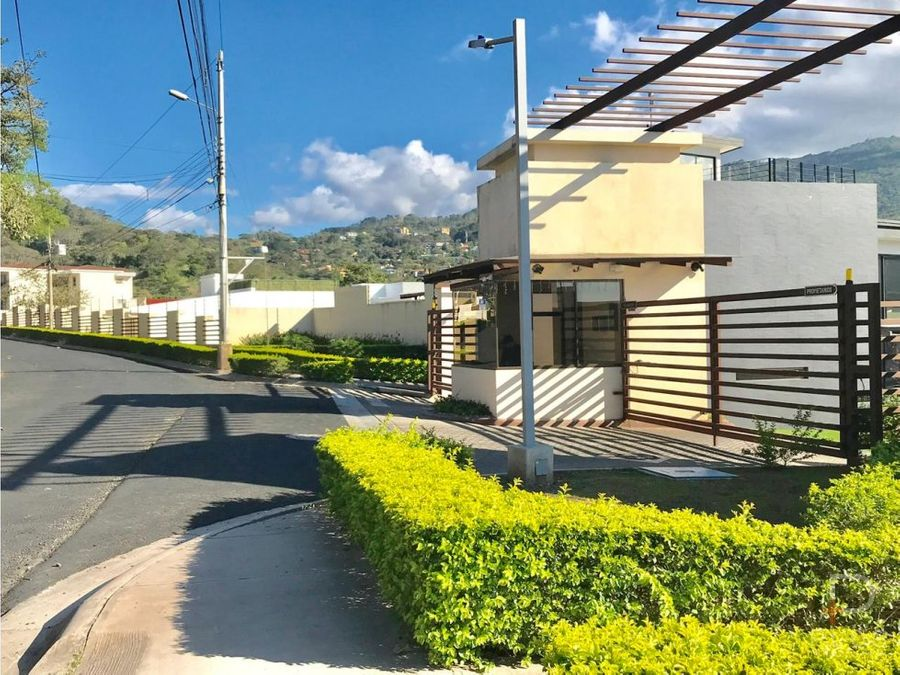 terreno en condominio con variedad en areas