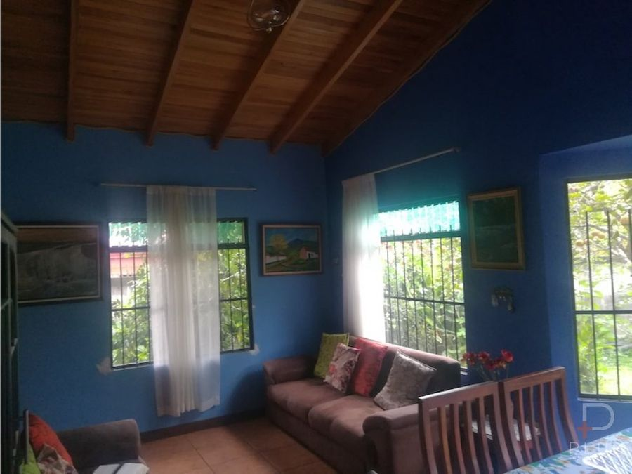 casa en venta en palmitos de naranjo amueblada
