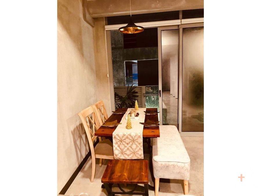 apartamento amueblado venta rohrmoser jv02