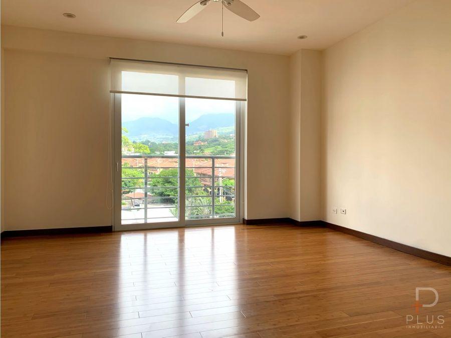 apto 2 habitac sala tv distrito cuatro escazu venta alquiler em379