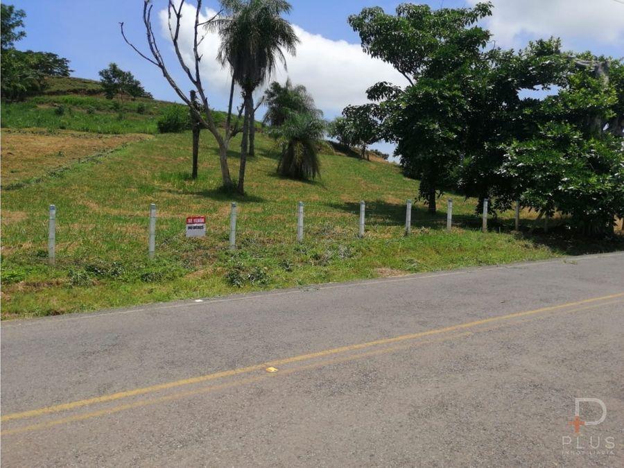 terreno venta juanilama esparza a 10min de puerto caldera as03