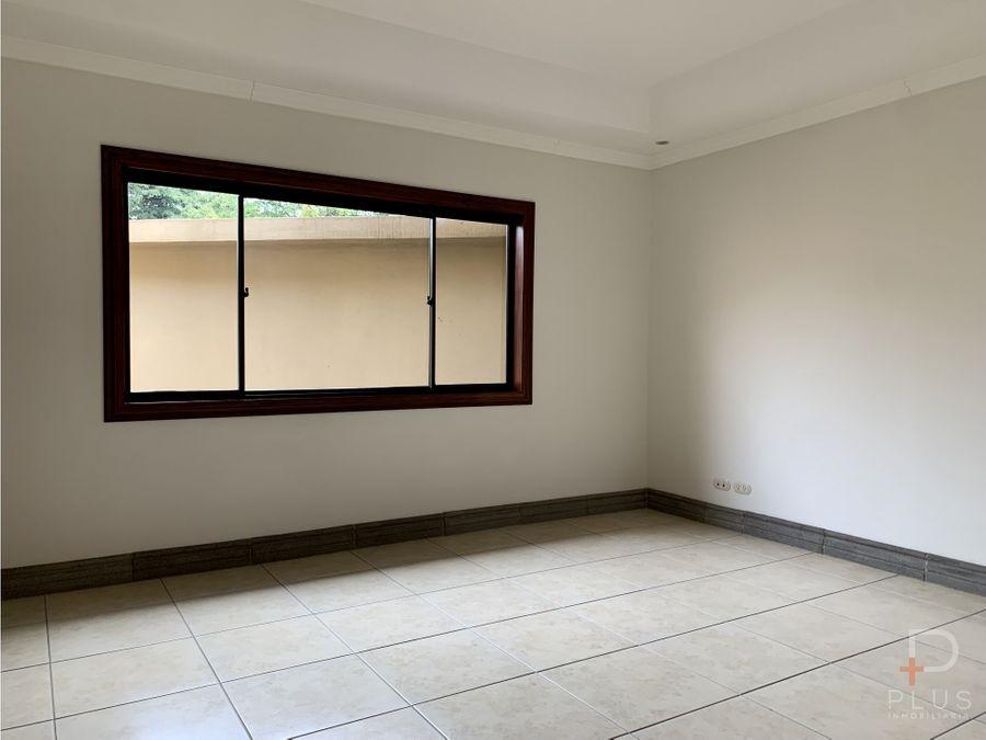 casa venta condominio mezzaluna san rafael escazu cod ob85