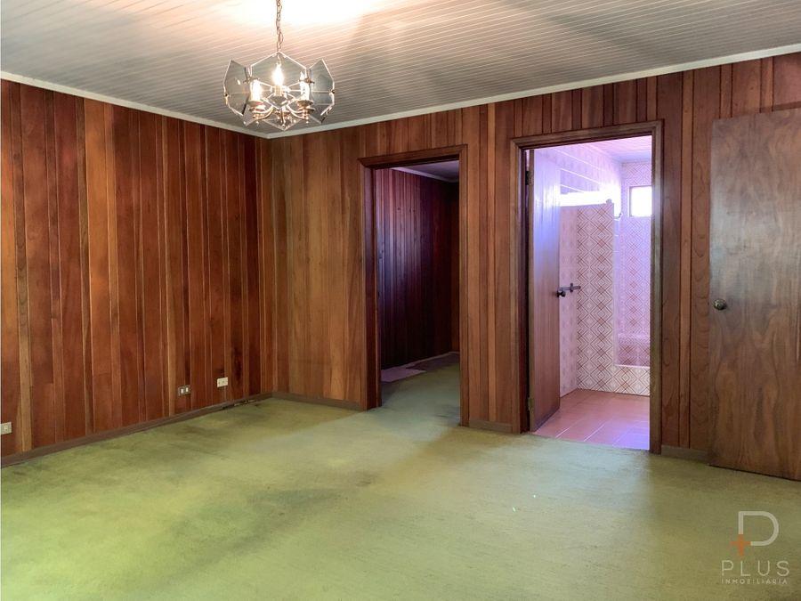 casa en amplio terreno venta nunciatura rohrmoser venta cod 0b64