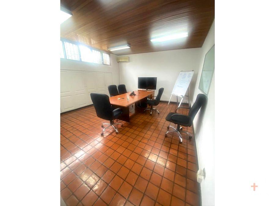 casa oficinas en alquiler rohrmoser cerca plaza mayor cod sb08