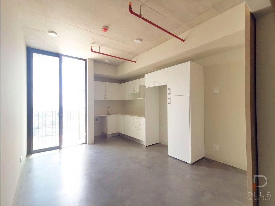 apartamento 1 habitacion venta urbn barrio escalante ob35
