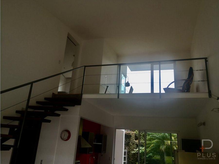 apartamento alquilerventa santa ana rc144
