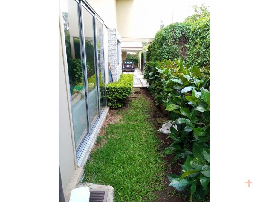 casa alquiler una planta pozos de santa ana am98