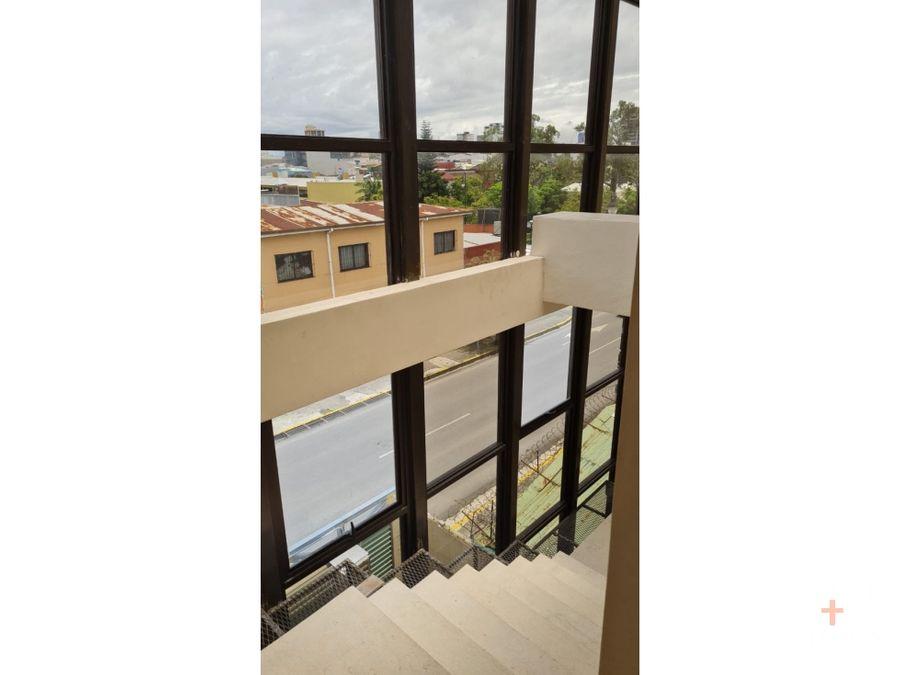 edificio nuevo uso comercial 3 niveles san jose cod ob79