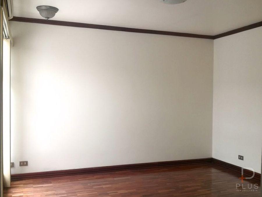 apartamento ventaalquiler trejos escazu rc101