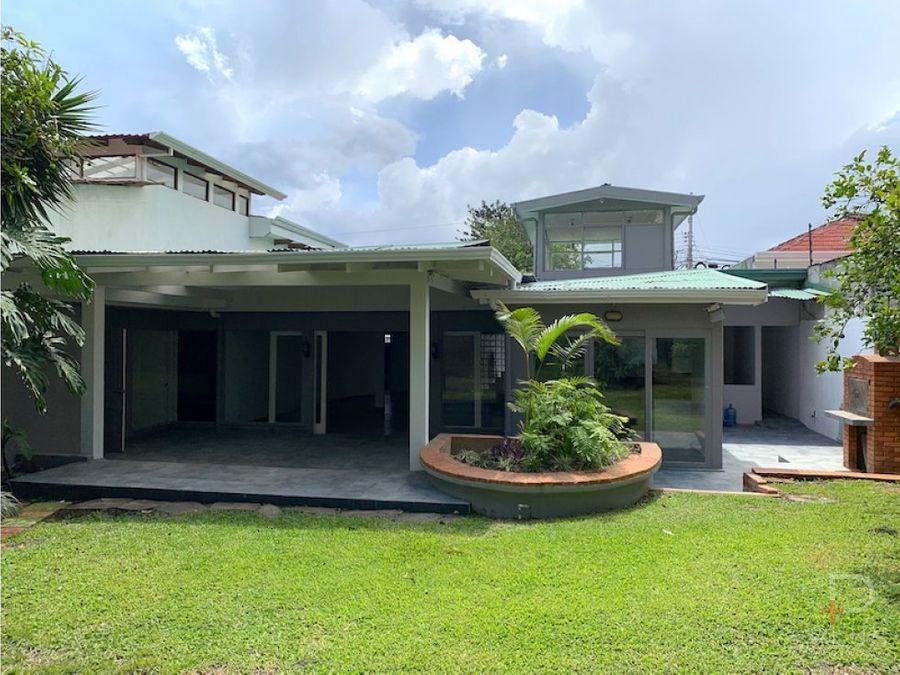 casa alquiler bello horizonte escazu fc50