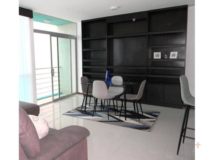 apartamento amueblado venta alquiler bambu eco urb san sebastian jv104