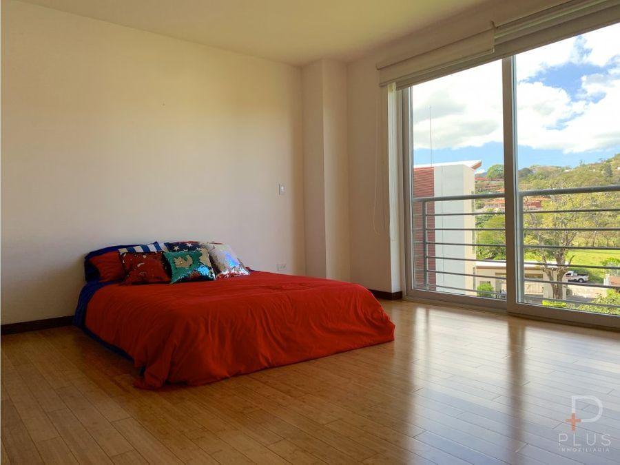 apartamento con o sin muebles alquiler escazu