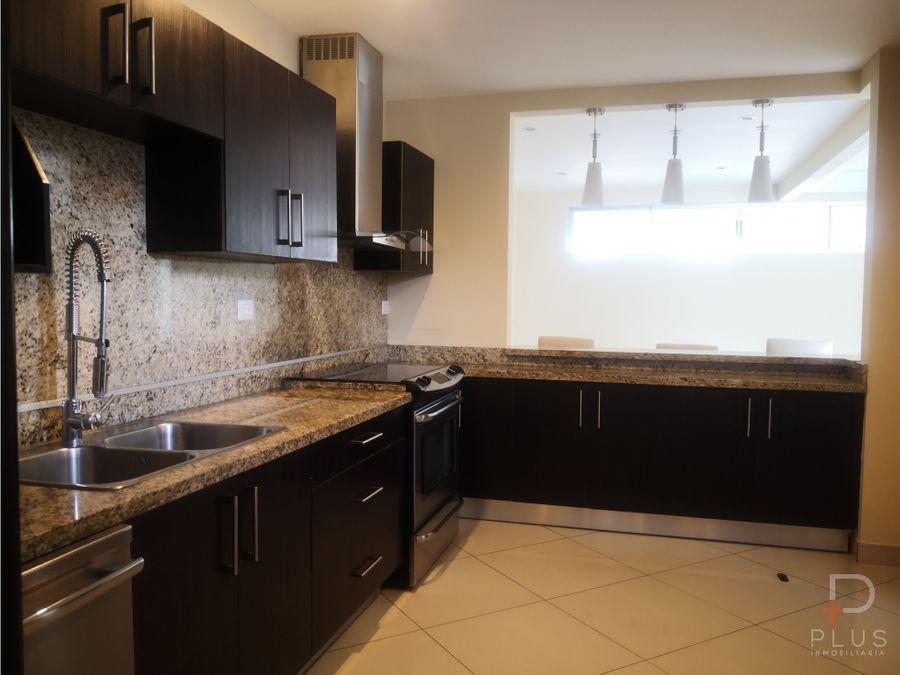 casa 3 habitaciones venta o alquiler cond tirreno escazu cod rc196