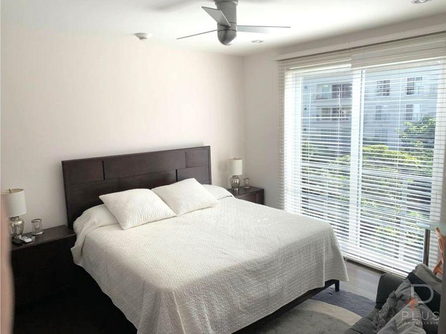 apartamento 2 habitaciones venta distrito cuatro escazu cod em403