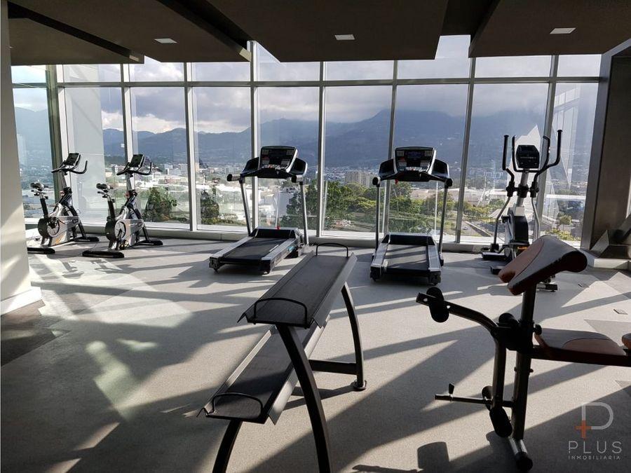 moderno loft en qbo con vista panoramica