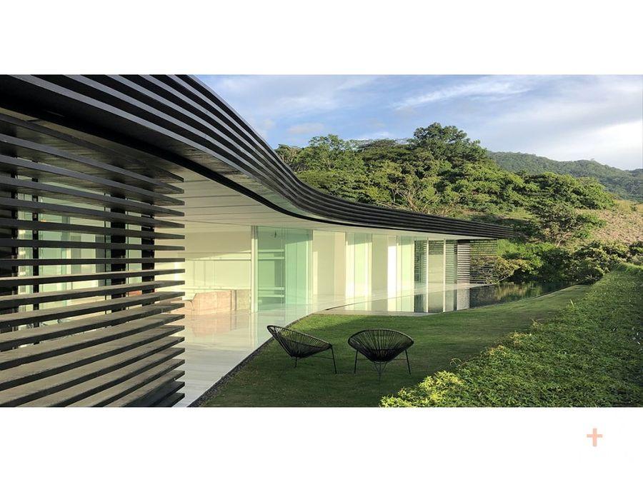 casas vanguardistas en venta alto las palomas santa ana em337