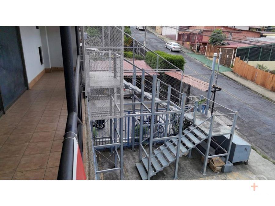 edificio comercial en alquiler perez zeledon centro 800m2 jv224