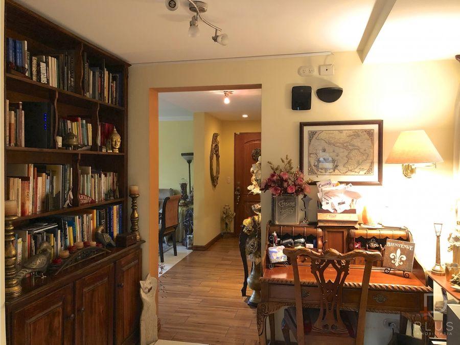 apartamento 3 habitaciones venta condado del country escazu cod sb11